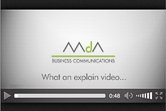 Video - what an explain video can do for you